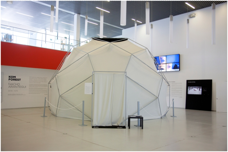 hall Etopia expo Nacho Arantegui